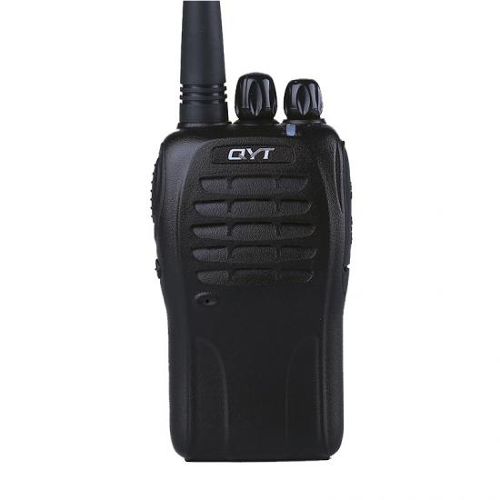 qyt kt-q9 uhf 16 canales walkie talkie profesional